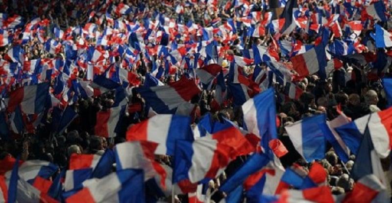 drapeaux français ump