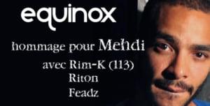 hommage DJ Mehdi