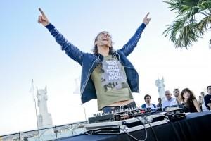 David Guetta en concert