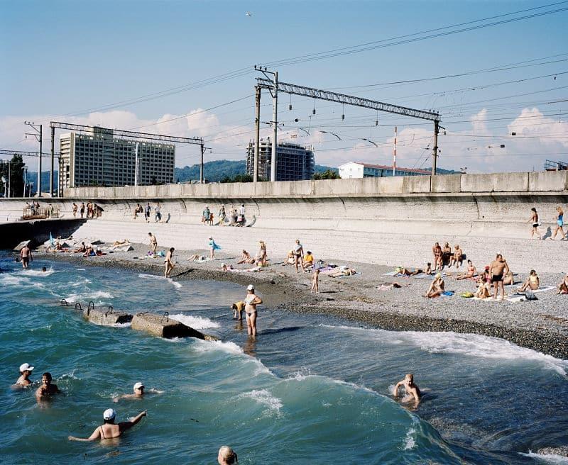 Beach-sotchi projet