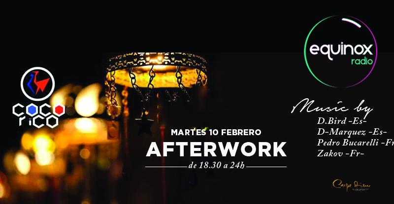 afterwork barcelone