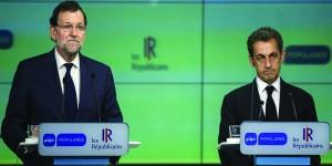 sarkozy rajoy Sarkozy indépendance en catalogne