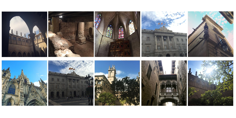 Barcelone en quartiers : le Barri Gòtic