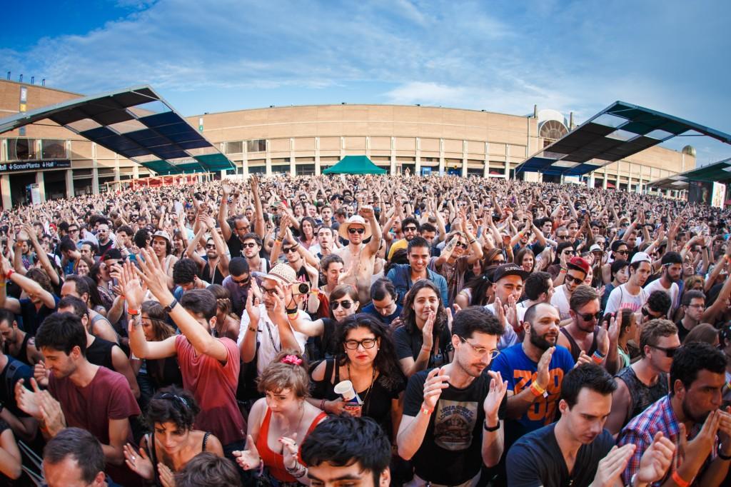 Les premiers artistes du Sonar Barcelone 2016 confirmés