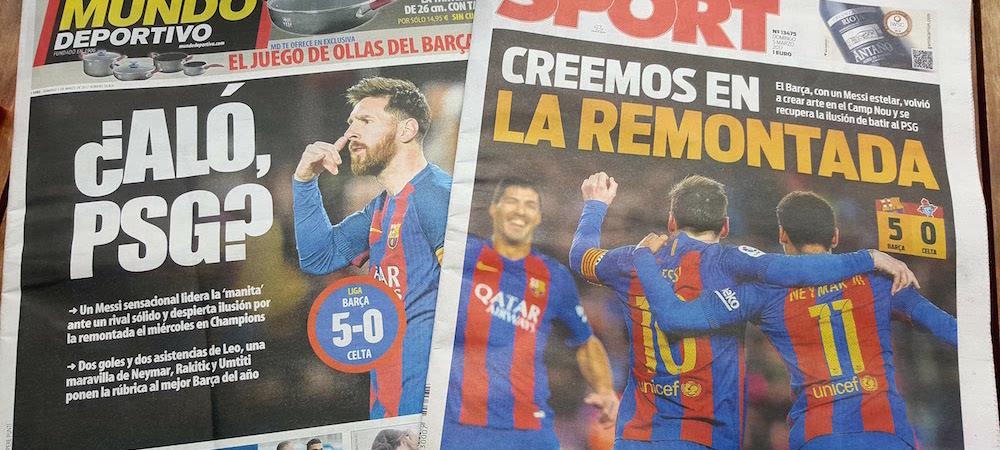 Barça: 10 raisons pour croire à l'exploit contre le PSG