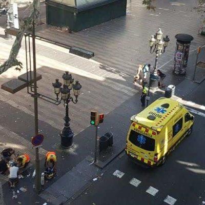 Attentat terroriste à Barcelone
