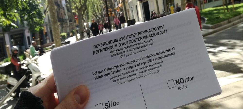 referendum catalan 1