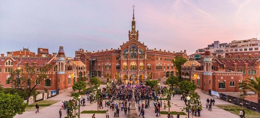 L'hôpital de Sant Pau à prix réduit pour les Barcelonais