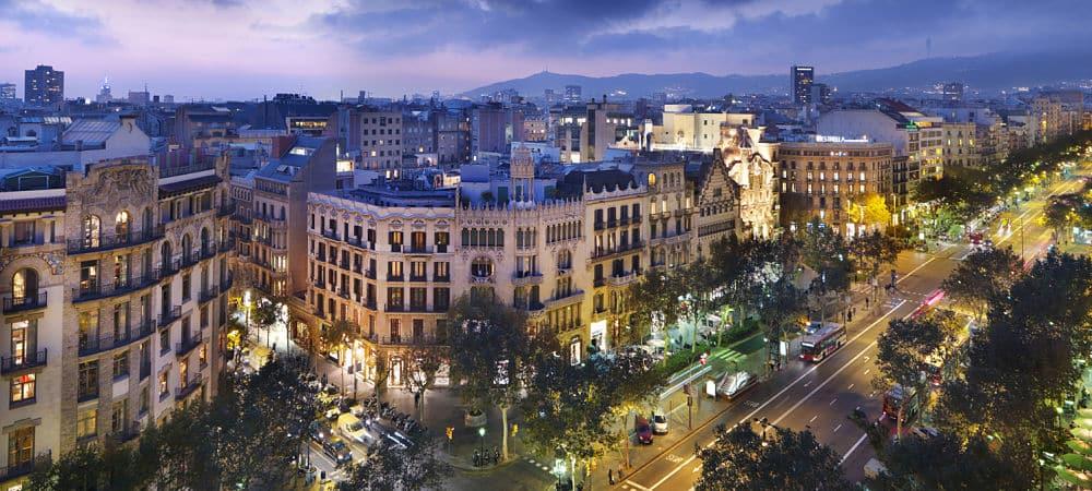 [REPORTAGE] Passeig de Gràcia, ghetto bourgeois au centre de Barcelone