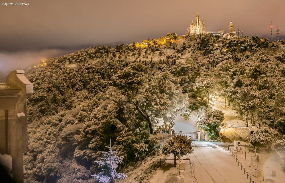 neige nuit barcelone opt