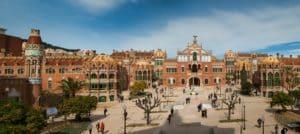 hospital san pau barcelone
