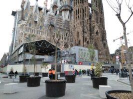 attentats sagrada familia barcelone