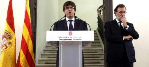 Espagne Catalunya Politico