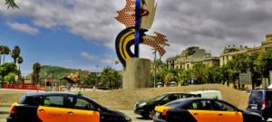 barcelone taxi uber cabify