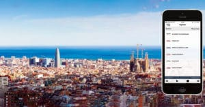 application barcelone radio