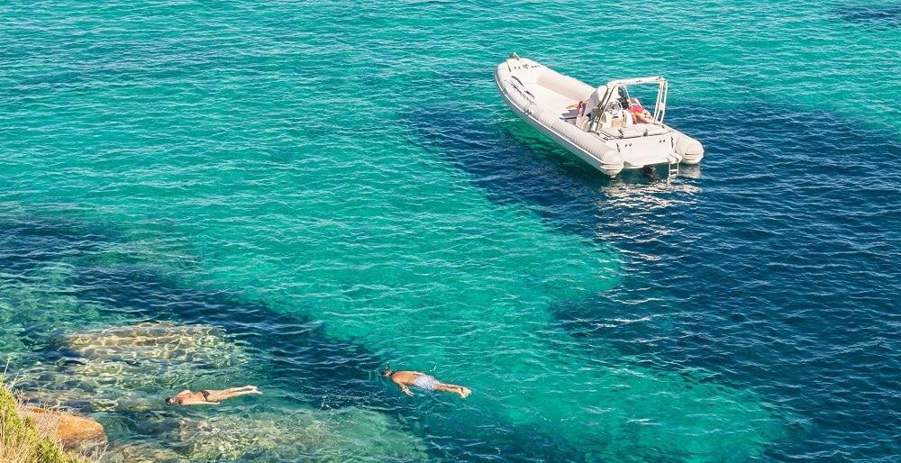 bateau costa brava location