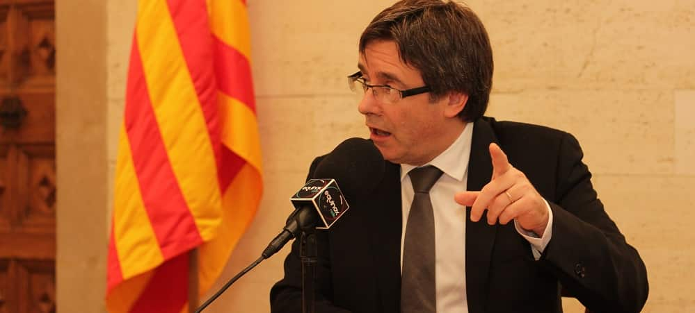 carles puigdemont interview couverture1