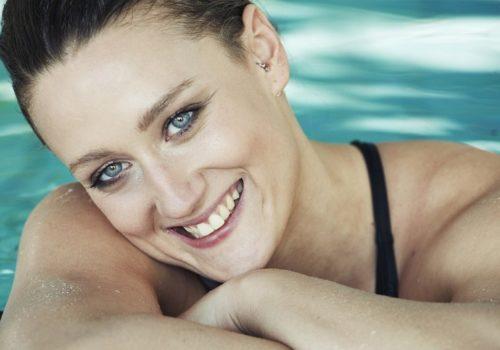 Mireia Belmonte, 27 ans, Barcelonaise et légende de la natation