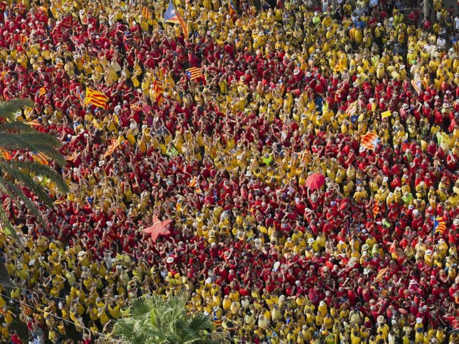 La raison pour laquelle la fête nationale est le 11 septembre en Catalogne
