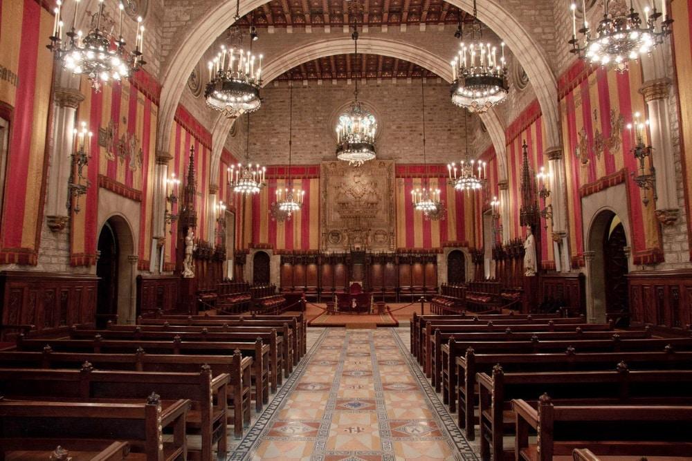 mairie barcelone