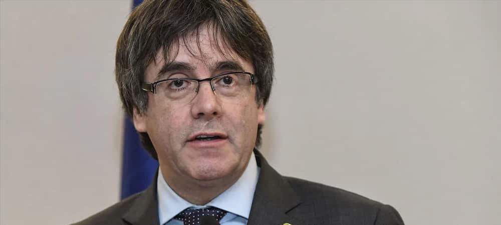 président de la Catalogne