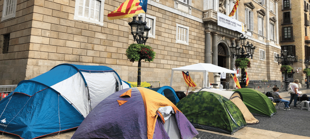 independance de la Catalogne
