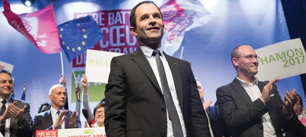 benoit hamon en faveur de la libertation des prisonniers catalans