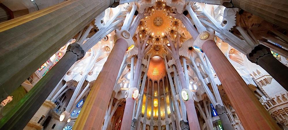 Tourisme Barcelone Sagrada familiale