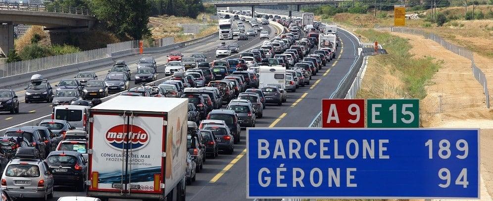 blocage frontiere franco-espagnole