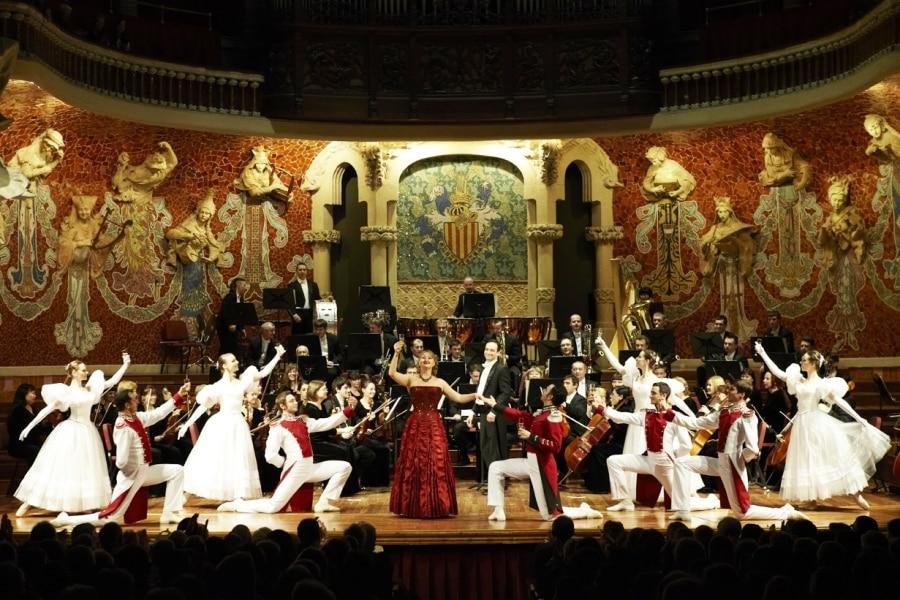 nouvel an concert palau