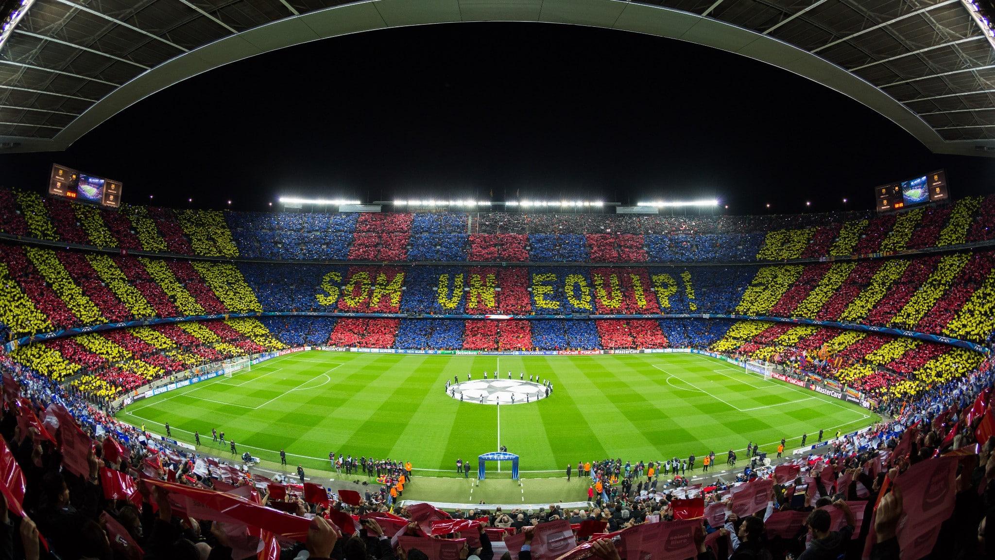 Présidence du Barça: un candidat se retire !