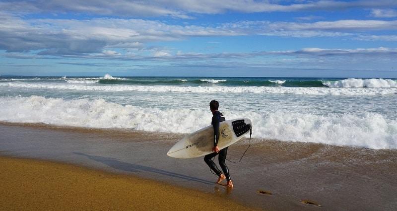 surf barcelone