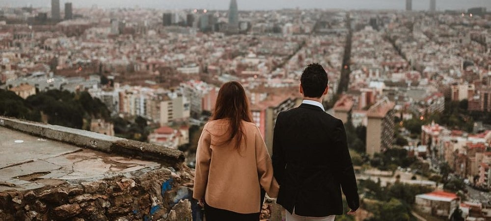 amour barcelone