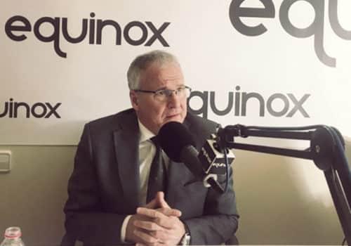 """Josep Bou (PP): """"Je suis le seul à pouvoir pactiser à la fois avec Manuel Valls et Vox"""""""