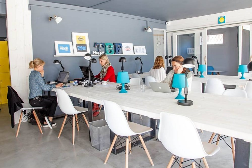 coworking barcelone