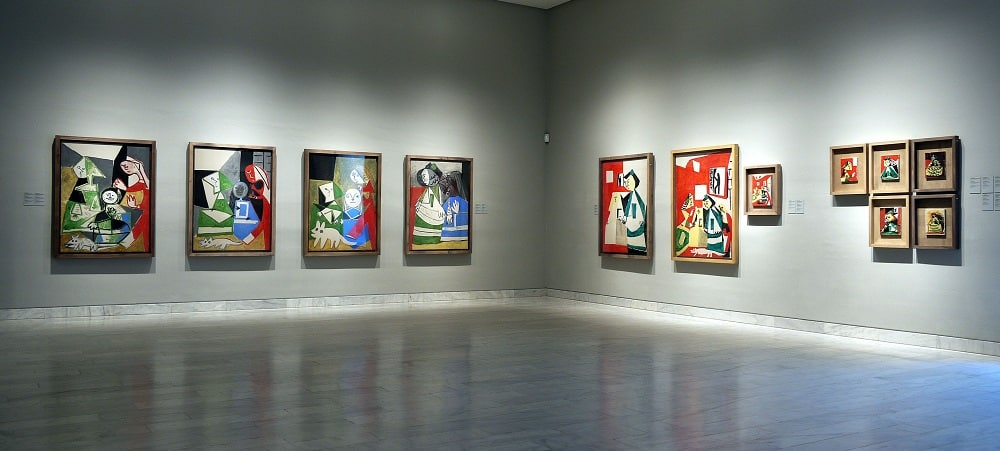 musee picasso entree interieur barcelone