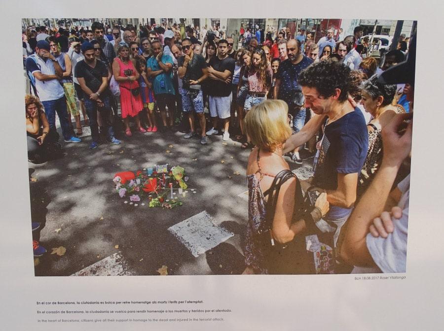 photo expo attentat