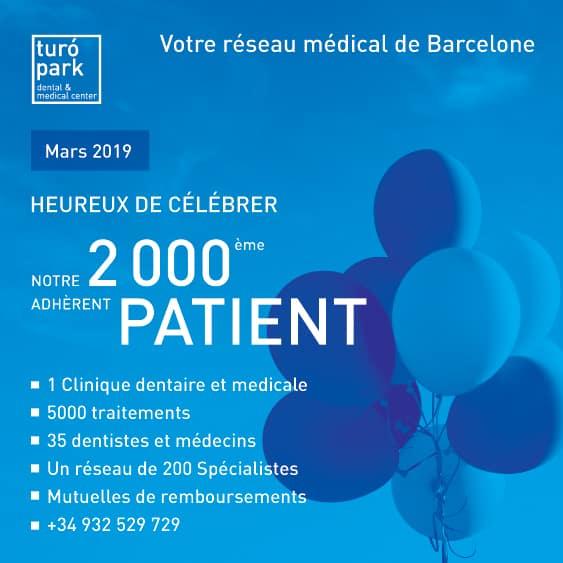 Médecins francophone Barcelone