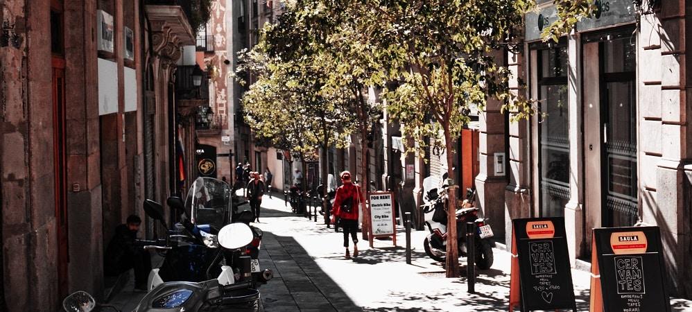 barcelone centre ville