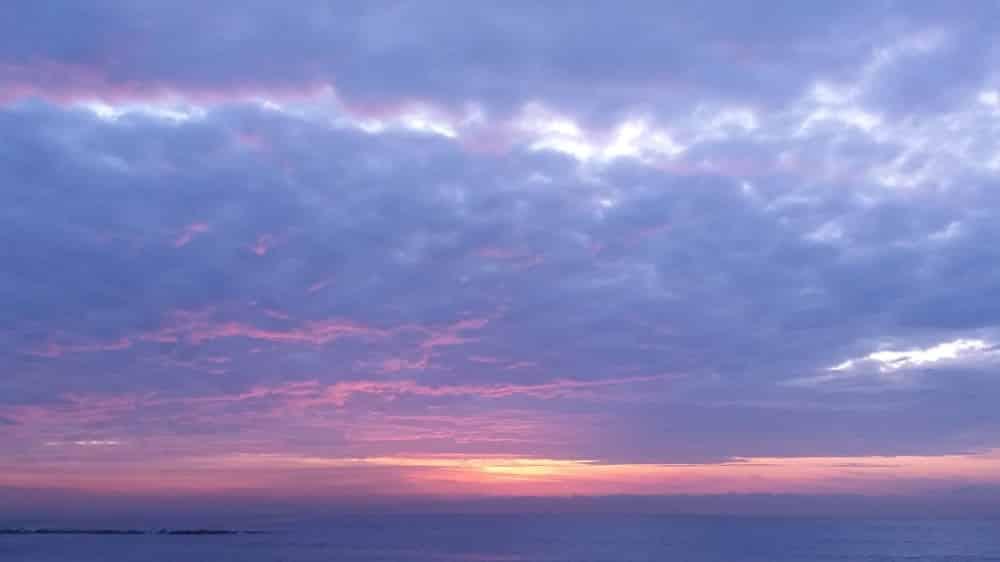 lever du soleil barcelone