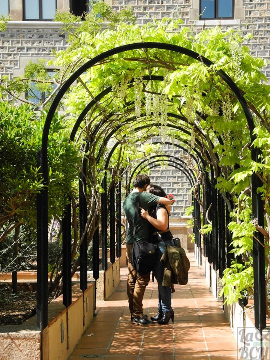 merce jardins barcelone