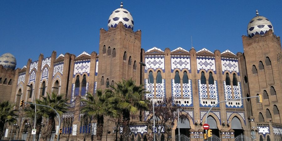 mosquee barcelone espagne