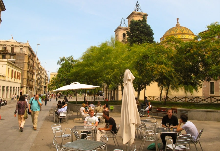 place raval tallers