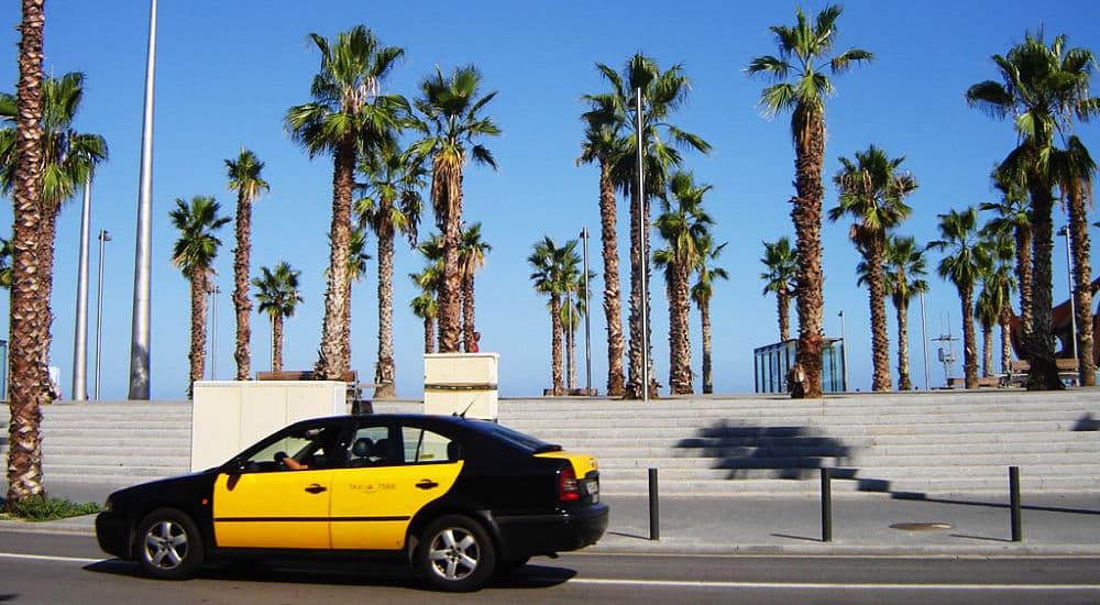 comment aller de l'aeroport au centre ville de Barcelone
