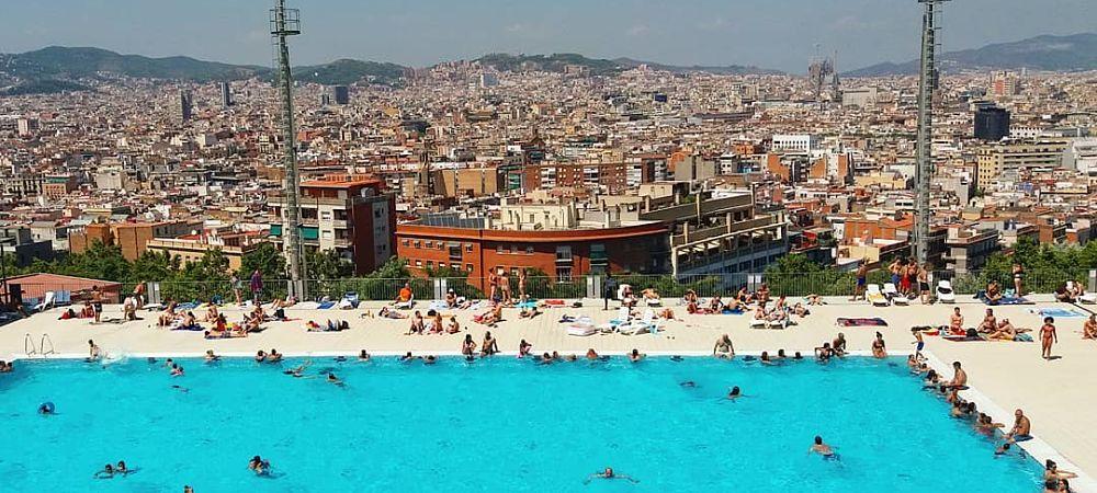 piscines municipales barcelone