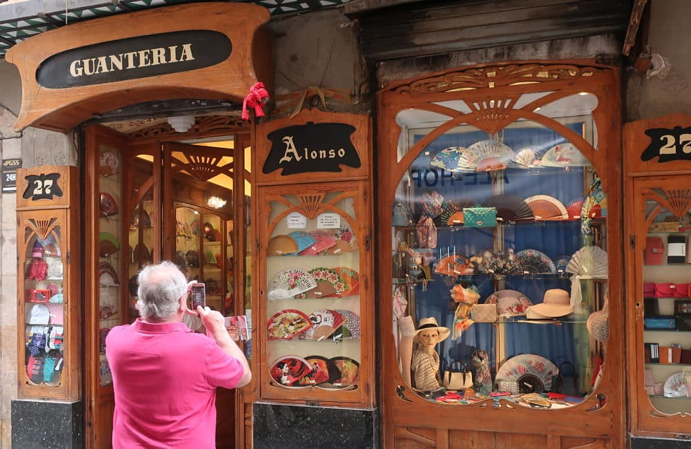 boutiques historique