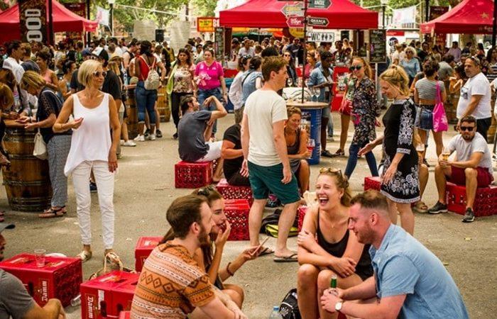 Ce week-end: Festival de street food, afterwork solidaire et concert au Razz