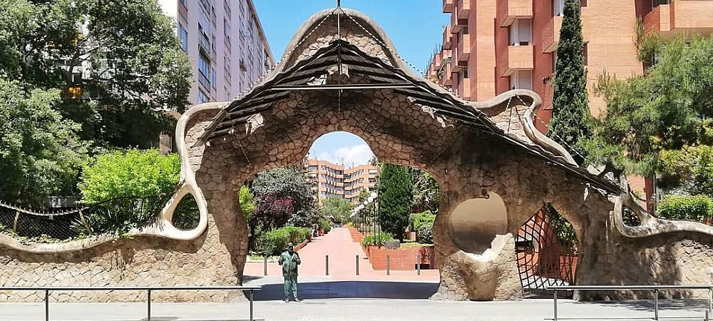Portail Miralles
