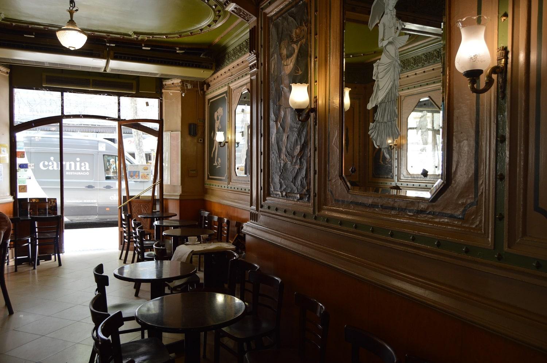 barcelone bar historique