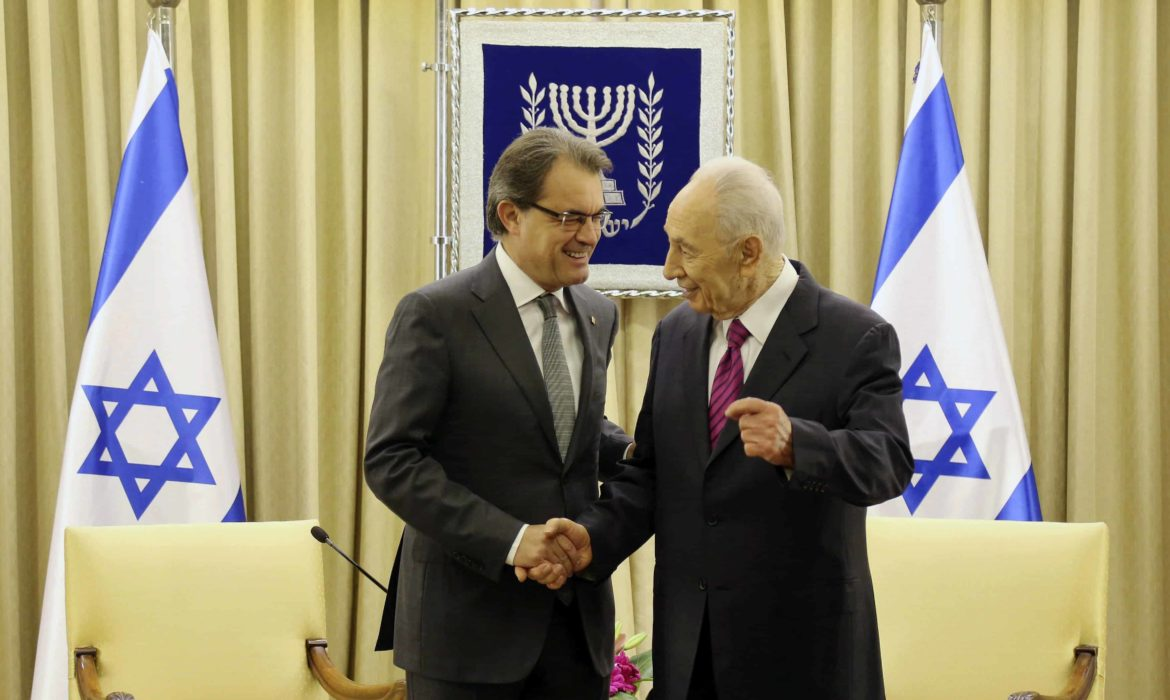 relations israel catalan